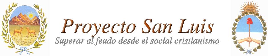 Proyecto San Luis